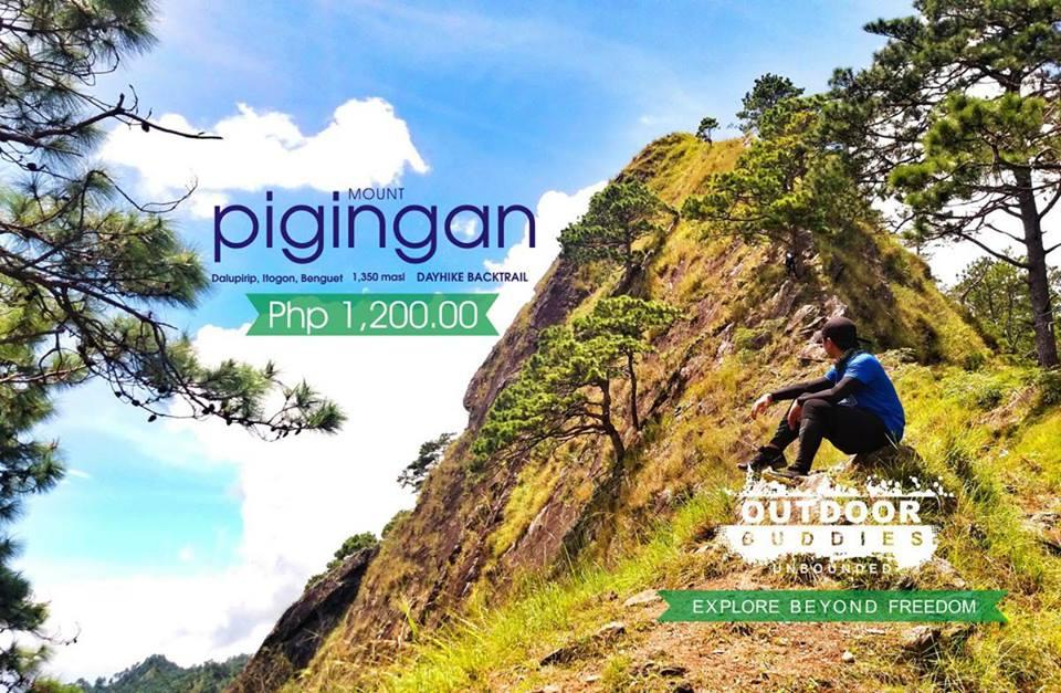 Mt. Pigingan Dayhike 9.0