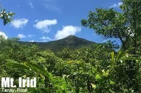 Highest Peak in Rizal...Mt. Irid Day hike