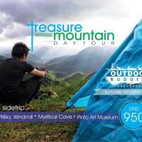 Treasure Mountain + 3 Sidetrip