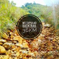Mt.Tapulao Backtrail 36km (Dayhike)