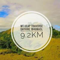 Mt. Ulap Traverse (Wave 8)