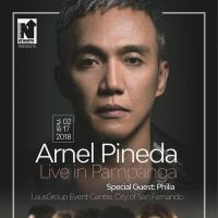 Arnel Pineda Live in Pampanga