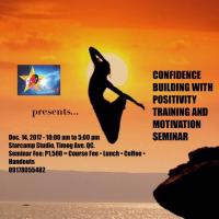 Confidence Building with Positivity Training Motivation Seminar