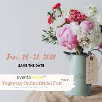 Tagaytay Online Bridal Fair