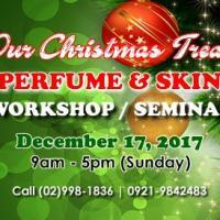 Soap, Perfume & Skin Care Seminar