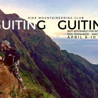 Mt. Guiting- Guiting Traverse