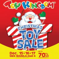 Toy Kingdom Christmas Toy Sale 2017