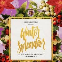 WINTER SPLENDOUR! The Most Splendid Christmas Food and Gifts Fair This Christmas Season!