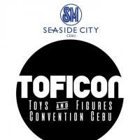 Toficon 2017 at SM Seaside City Cebu