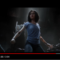 "Avatar's James Cameron Creates Latest Groundbreaking Heroine ""Alita: Battle Angel"" Trailer Reveal"