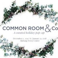 A Curated Holiday Pop-up