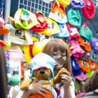 BER-y Kawaii Events (Perkee at Ozine afs & Cosplay Matsuri)