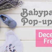 Baby Palooza Pop Up Sale