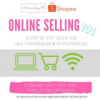 Online Selling 101: A Step by Step Guide for New Mompreneurs