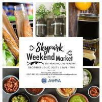 Skypark Weekend Market