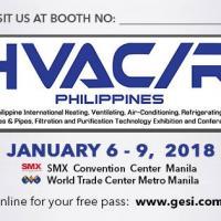 Uniform Refrigeration Exhibit @ HVAC/R Philippines