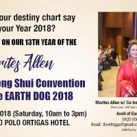 Marites Allen 2018 Philippine Feng Shui Convention