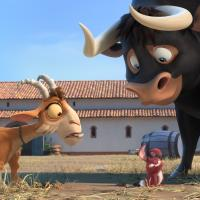 "Meet ""Ferdinand"": The Inspiring Bull That Isn't A Bully"