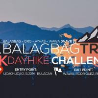 Mt.Balagbag to Wawa 32KM Challenge(Wave3)
