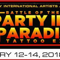 Party In Paradise Tattoo Expo