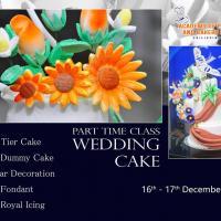 Short class- Wedding Cake