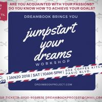 Jumpstart Your Dreams: A Dreambook Workshop (re-run)