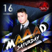 M.A.A.A.D SATURDAYS AT OBLIVION BAR & LOUNGE