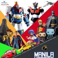 Manila Hobbies & Collectibles Convention 2018