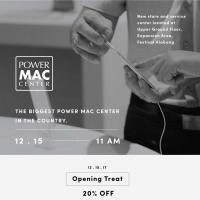 Power Mac Center Opens Biggest Store In Festival Alabang