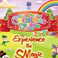 Grand Magical Christmas Parade At Calamba