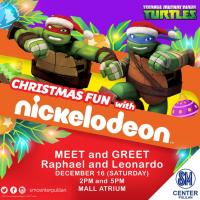christmas fun with nickelodean
