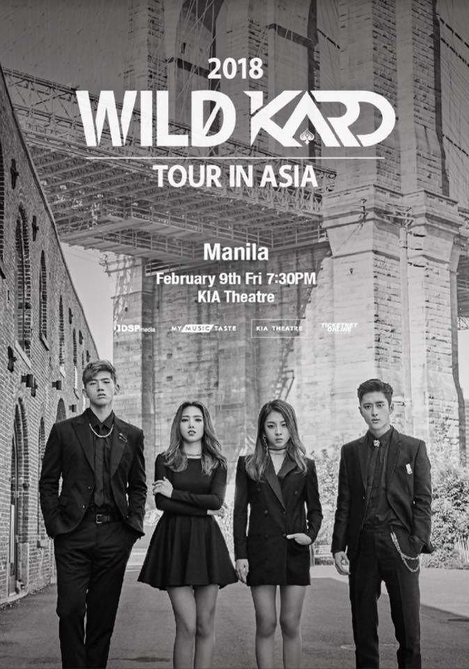 Wild Kard Tour in Manila 2018