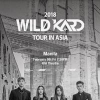 Wild Kard Tour in Manila 2018