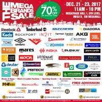 MCTI Events Holds 21st Megabrands Christmas Sale at Megatrade Hall