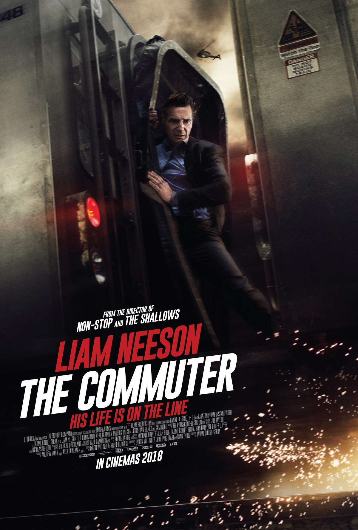 Liam Neeson Stars In Latest Jampacked Action Movie
