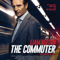 "Liam Neeson Stars In Latest Jampacked Action Movie ""The Commuter"""