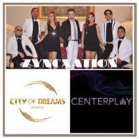 ZYNCXATION AT CENTERPLAY IN CITY OF DREAMS MANILA