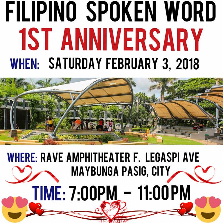 Filipino Spoken Word