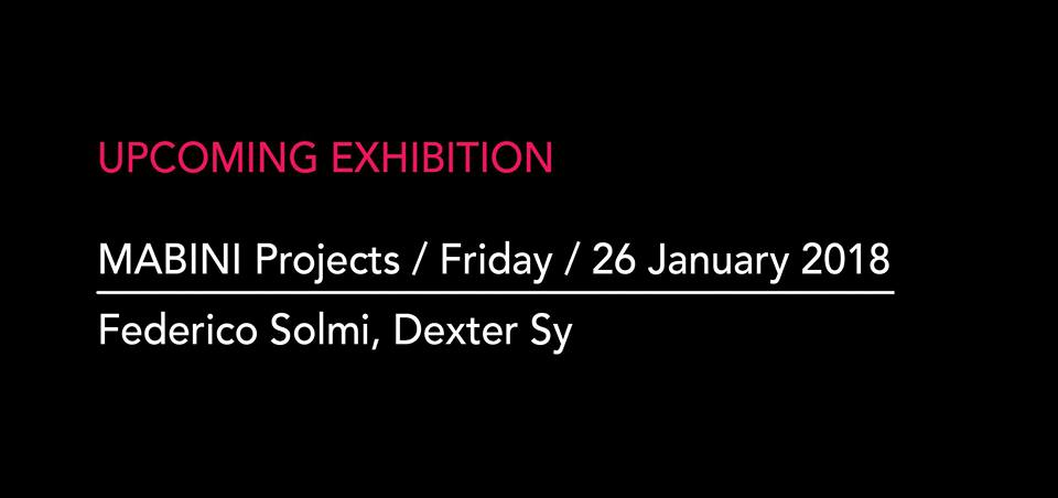 Mabini Projects/ Federico Solmi, Dexter Sy