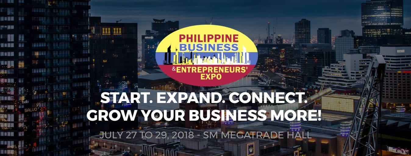 PBEX 2018: 9th Philippine Business & Entrepreneurs' Expo