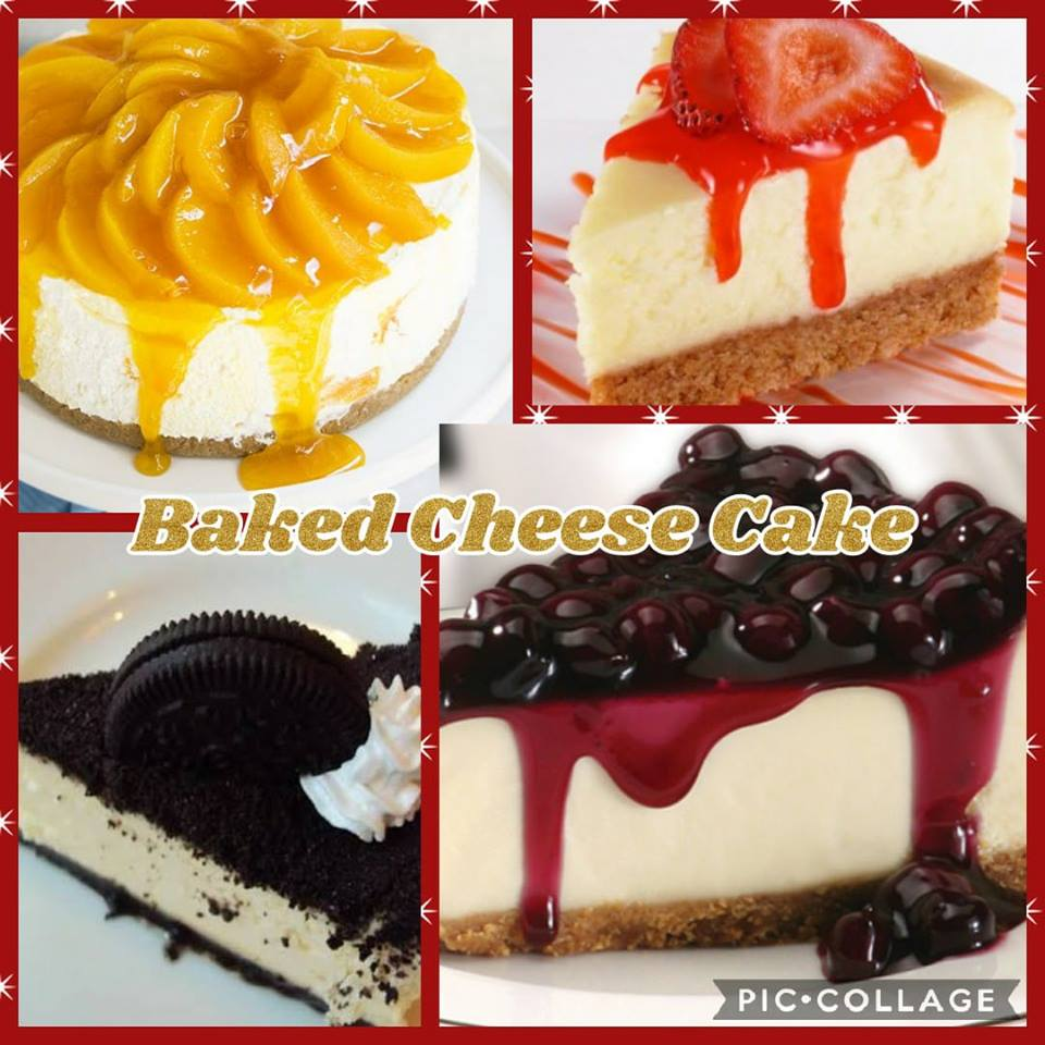 Baked CheeseCake WorkShop With Chef Christian
