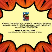 ComicCon Asia