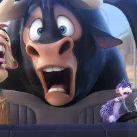 "Blue Sky's Latest Delightful Animation ""Ferdinand"" Opens January 8"
