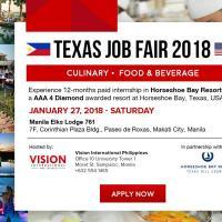 Texas Job Fair 2018