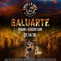 Guerilla Race: Baluarte