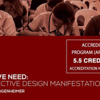 Anthology Workshop-What we need: Collective Design Manifestation