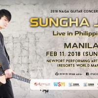 Sungha Jung Live in Manila 2018