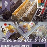 Premium Cake Rolls Workshop