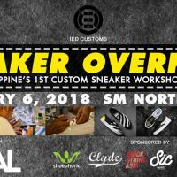 Sneaker Overhaul: Sneaker Customization Workshop