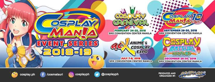 Cosplay Carnival 2018